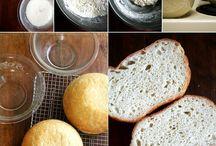 Bread / by Danielle Buchina