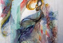 Beautiful Artwork / by Nancy Gallagher