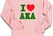 Alpha Kappa Alpha Clothing / Something Greek specializes in sorority clothing for Alpha Kappa Alpha. We have Alpha Kappa Alpha recruitment shirts, bid day sweatshirts, AKA letter key chains, picture frames, screenprinting ideas, custom greek apparel for Alpha Kappa Alpha, and much more! http://somethinggreek.com/shop/alpha-kappa-alpha.asp / by Something Greek