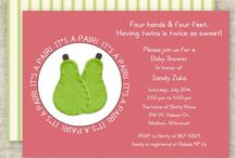 Baby shower ideas / by Amy Steward
