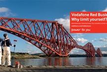 Vodaphone campaign in Scotland / by Location Scotland