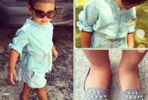 little fashionistas & swagers / by Megan Van De Boe