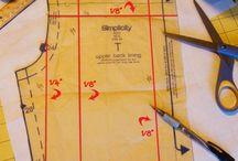 Sewing Info / by Gail Doane