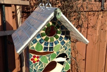 Bird houses - with attitude! / by Jenny Skinner
