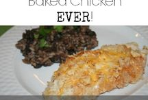 Chicken recipes / by Marna Iverson