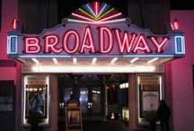 Broadway shows oh my / by Cindy Hertz