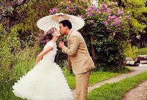 Wedding Ideas / by Eva De Viveiros