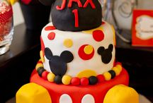 Mickey Mouse Party! / by Erin Riggleman