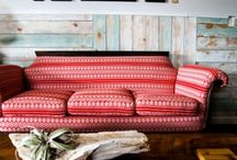 Fun with Fabric / by Alicia Vance Design