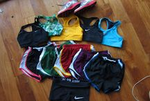 Workout Clothes / by Kaylee Radford