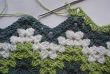Crochet Projects/Patterns / by Amy Walker