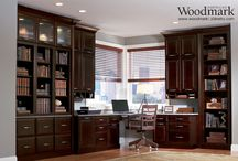 Other Spaces: Hutches, Offices, Laundry Rooms and More / by American Woodmark Cabinetry