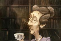 Librariana / by Lynn Epton-Siler