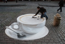 Anamorphic Projection / by Philip Tyler