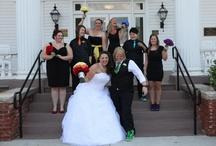 Our Lesbian Wedding / by Jesse Watkins