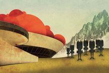Design / COLLAGE / by Alejandra Garibay