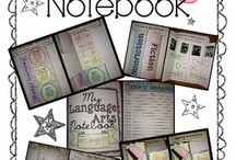 Likin' Interactive READING Notebooks / by Deb Steffeck