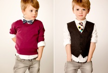 Boys are fun to dress too / by SheIsWest