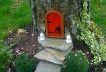 Fairy Gardens/Gnome Homes / by Trish Windley