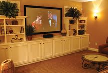 Basement remodel / by Jamie Nordine