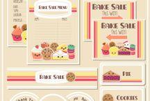 Bake sale / by Joleen Bennett