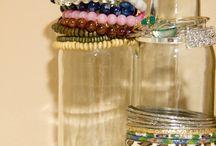 Jewelry Displays / by Rebecca Pearce