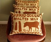 Love | Cushions / by Emma Harris