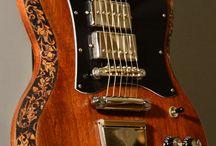 Gibson Sg / by Bhut Jolokia
