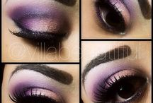 Glitter and Eyemakup / by Sarah Viverette