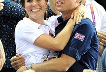 The Royal Couple. / Real life Fairytale / by julia eleni