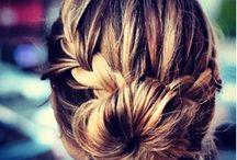 hair style ideas!<3 / <3 / by madison jaubert