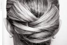 Hair today / by Amanda B