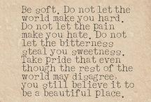Quotes / by Vanessa Serrano