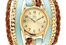 Bracelets & Watches / by Desiree Lambert