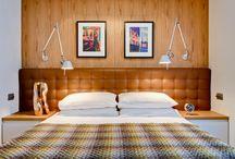 Bedrooms / by Ronen Bekerman