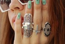 finger pretties / by Samantha Sheppard