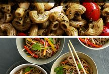 Food and Recipes - Pasta Salad / by Honesty Noyce