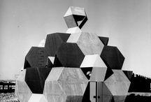 Architecture / by Christophe Derivière
