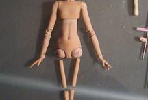Tutorial bambole e pupazzi / by Anna Chiossi