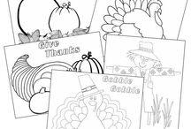 Thanksgiving / by Letha Farmer