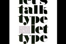 Typography / by Carin Brink