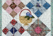 Quilt - blocks / by Glass Quilt