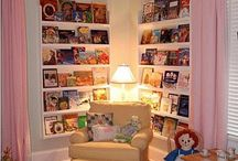 Reading nooks / by Shannon P