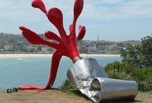 Outdoor Art & Sculptures / by June Coker