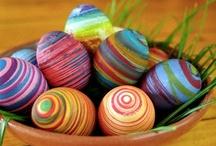 easter egg ideas / by Chieko Horn