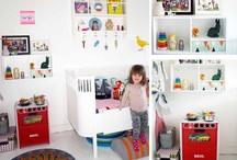 Childrens room / by Sara Hugosson