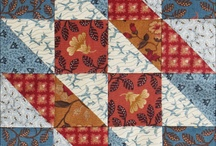 Quilt blocks / by Sue Cryderman