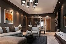 living room / by Emese G.