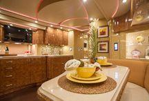 Exquisite Interiors / by Marathon Coach, Inc