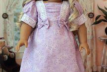 American girl doll stuff / by Suzy Sine